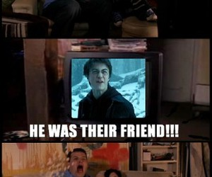 harry potter and mean girls image