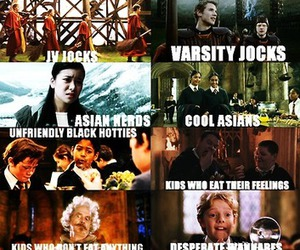 harry potter, mean girls, and lort¨¨ image