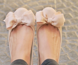 ballerinas, white, and love image