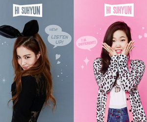 lee hi, kpop, and suhyun image