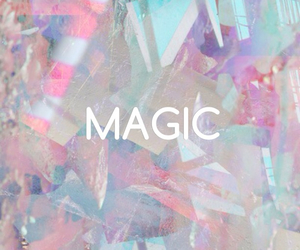 magic and pastel image