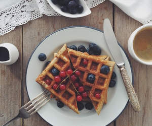 breakfast, dessert, and food image