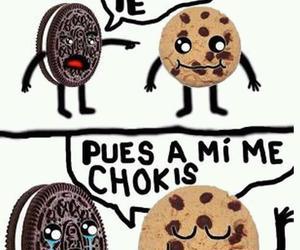 Cookies, oreo, and chokis image