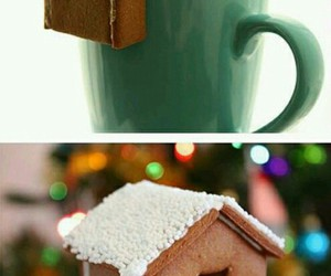 gingerbread, mug, and Houses image
