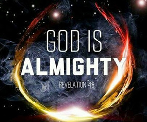 god, almighty, and jesus image