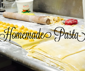 cooking, hungry, and pasta image