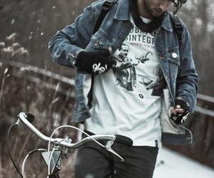 alternative, cute guy, and fashion image