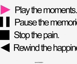 moment, memories, and quote image