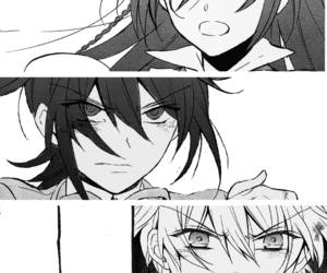anime, manga, and pandora hearts image