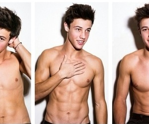 abs, boyfriend, and cameron image