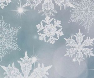 background, snowflake, and cold image