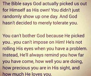 bible, god, and precious image