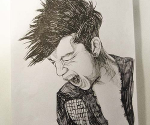 art, Ash Stymest, and drawing image