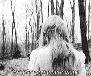 alone, leave, and Relationship image