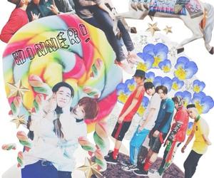 Collage, kpop, and Minho image
