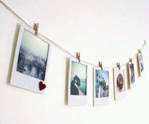 polaroid, photo, and memories image
