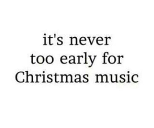 christmas, music, and quotes image