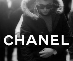 chanel, justin bieber, and justin image