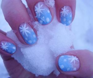 <3, nails, and beautiful image