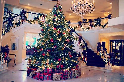 Christmas Tree Tumblr.Christmas Tree On Tumblr Uploaded By Katarinahoskova