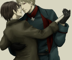 austria, dance, and hetalia image