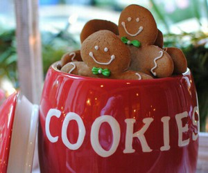 christmas and Cookies image