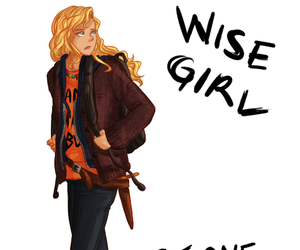 annabeth chase, pjo, and percabeth image