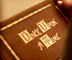 once upon a time, book, and series image