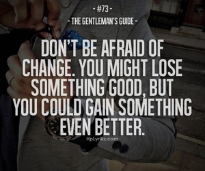 positive thought and the gentelmen's guide image