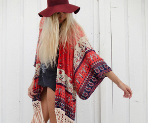 fashion, style, and bohemian image