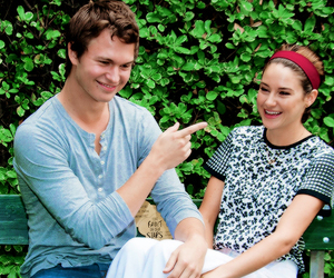 the fault in our stars and Shailene Woodley image