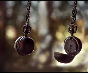 pocket watch, pocketwatch, and time image