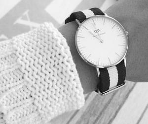 watch, daniel wellington, and white image