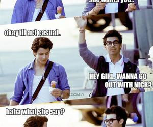 Joe Jonas, nick jonas, and jonas image