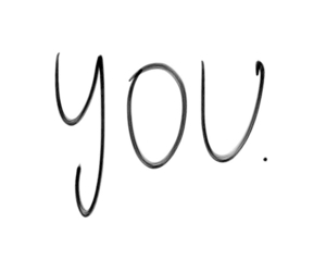 you, love, and text image