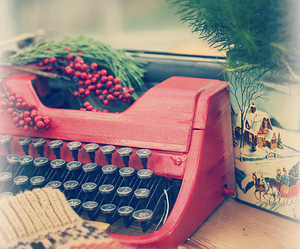 christmas, vintage, and winter image