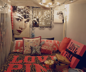 bedroom, colours, and interior design image