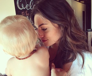 baby, phoebe tonkin, and love image
