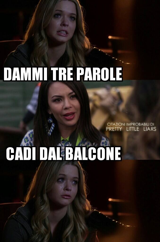 Cadi Dal Balcone Discovered By Delena On We Heart It