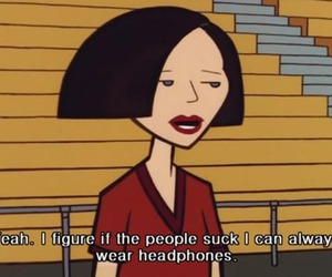 Daria, music, and quotes image