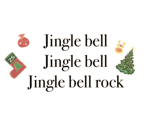 happy, song, and merry christmas image