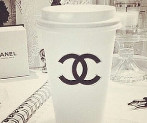 chanel and cup image