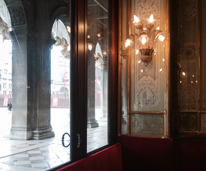 cafe, coffee, and venice image