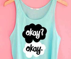 okay, the fault in our stars, and blue image