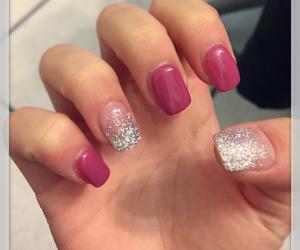 argento, nail, and nails image