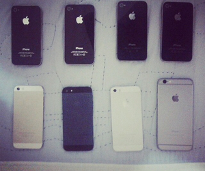 apple and iphone image