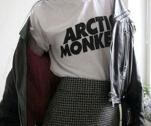 arctic monkeys, grunge, and fashion image