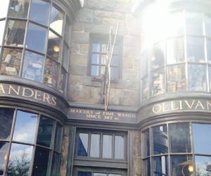 harrypotter, shop, and wand image