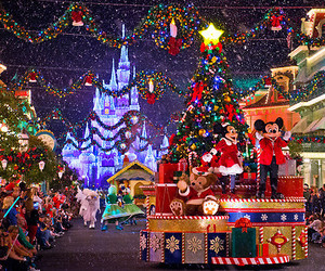 christmas, disney, and december image