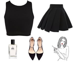 shopping, beautiful, and clothes image